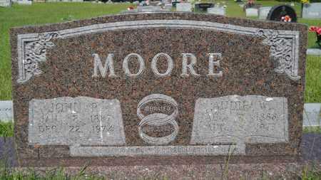 MOORE, JOHN RICHARD - Columbia County, Arkansas | JOHN RICHARD MOORE - Arkansas Gravestone Photos