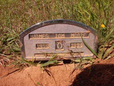 MOORE, JAMES TOM - Columbia County, Arkansas | JAMES TOM MOORE - Arkansas Gravestone Photos