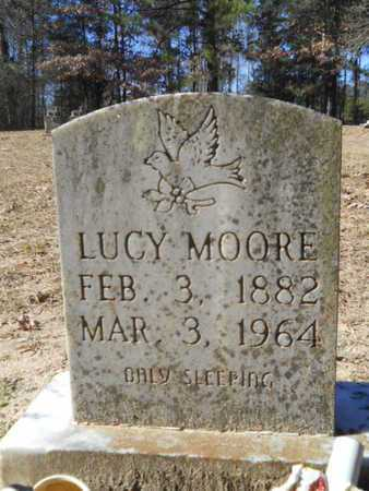 MOORE, LUCY - Columbia County, Arkansas | LUCY MOORE - Arkansas Gravestone Photos