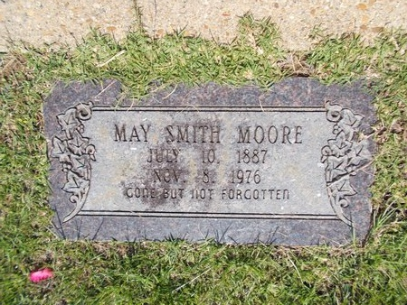 MOORE, MAY - Columbia County, Arkansas | MAY MOORE - Arkansas Gravestone Photos