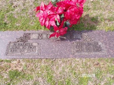 MOORE, FERN - Columbia County, Arkansas | FERN MOORE - Arkansas Gravestone Photos