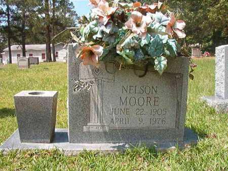 MOORE, NELSON - Columbia County, Arkansas | NELSON MOORE - Arkansas Gravestone Photos
