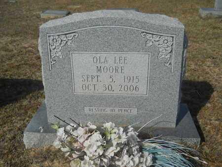 MOORE, OLA LEE - Columbia County, Arkansas | OLA LEE MOORE - Arkansas Gravestone Photos