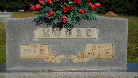 MOORE, ELLA C - Columbia County, Arkansas | ELLA C MOORE - Arkansas Gravestone Photos