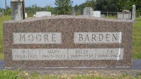 MOORE, MARY - Columbia County, Arkansas | MARY MOORE - Arkansas Gravestone Photos