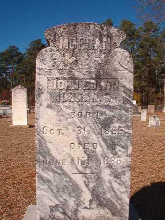 MORGAN, SR, JOHN EDWIN - Columbia County, Arkansas | JOHN EDWIN MORGAN, SR - Arkansas Gravestone Photos