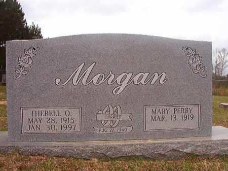 MORGAN, THERELL O - Columbia County, Arkansas | THERELL O MORGAN - Arkansas Gravestone Photos