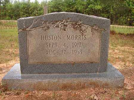 MORRIS, HUSTON - Columbia County, Arkansas | HUSTON MORRIS - Arkansas Gravestone Photos