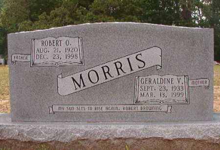 MORRIS, GERALDINE V - Columbia County, Arkansas | GERALDINE V MORRIS - Arkansas Gravestone Photos