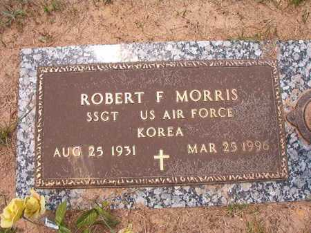 MORRIS (VETERAN KOR), ROBERT F - Columbia County, Arkansas   ROBERT F MORRIS (VETERAN KOR) - Arkansas Gravestone Photos