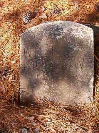 MORROW, WILL - Columbia County, Arkansas | WILL MORROW - Arkansas Gravestone Photos