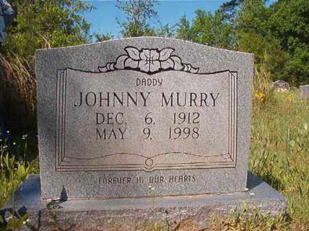 MURRY, JOHNNY - Columbia County, Arkansas | JOHNNY MURRY - Arkansas Gravestone Photos