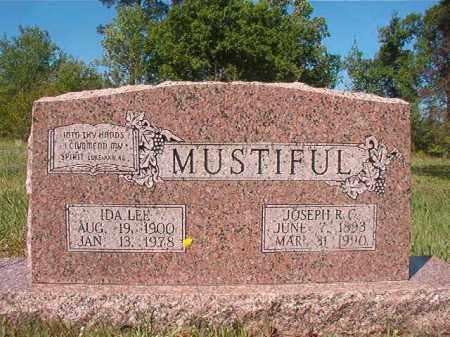 MUSTIFUL, JOSEPH R C - Columbia County, Arkansas | JOSEPH R C MUSTIFUL - Arkansas Gravestone Photos