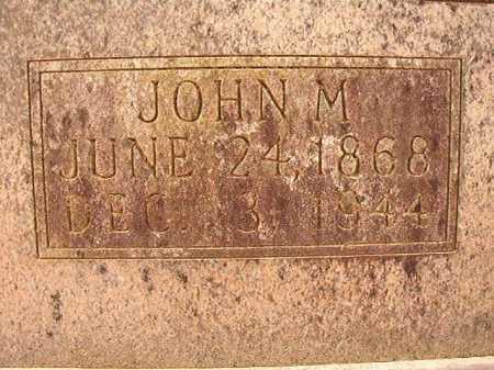 MYATT, JOHN M - Columbia County, Arkansas | JOHN M MYATT - Arkansas Gravestone Photos