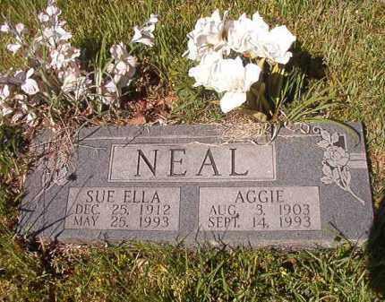 NEAL, SUE ELLA - Columbia County, Arkansas | SUE ELLA NEAL - Arkansas Gravestone Photos