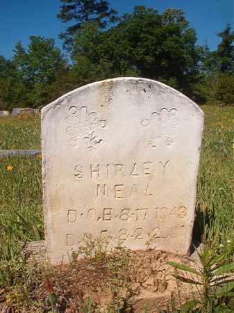 NEAL, SHIRLEY - Columbia County, Arkansas   SHIRLEY NEAL - Arkansas Gravestone Photos