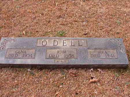 O'DELL, R. M. - Columbia County, Arkansas | R. M. O'DELL - Arkansas Gravestone Photos