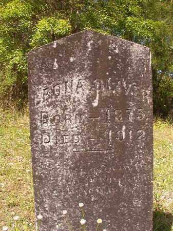 OLIVER, LEONA - Columbia County, Arkansas   LEONA OLIVER - Arkansas Gravestone Photos