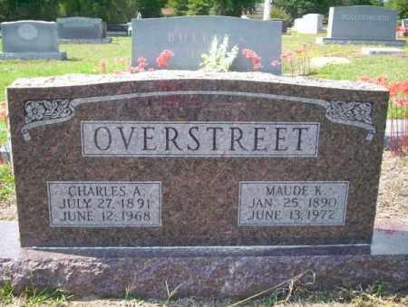 OVERSTREET, MAUDE K - Columbia County, Arkansas | MAUDE K OVERSTREET - Arkansas Gravestone Photos