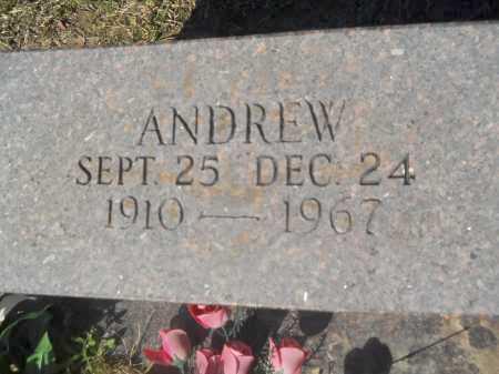 OWEN (CLOSEUP), ANDREW - Columbia County, Arkansas   ANDREW OWEN (CLOSEUP) - Arkansas Gravestone Photos