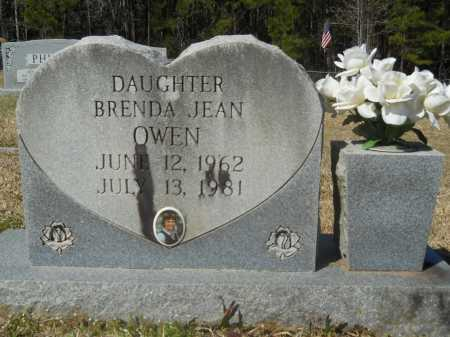 OWEN, BRENDA JEAN - Columbia County, Arkansas | BRENDA JEAN OWEN - Arkansas Gravestone Photos