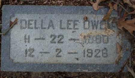 OWEN, DELLA LEE - Columbia County, Arkansas | DELLA LEE OWEN - Arkansas Gravestone Photos