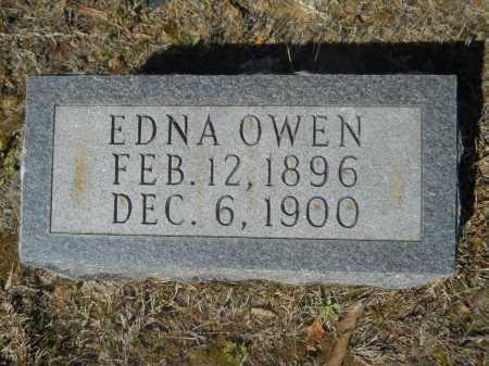 OWEN, EDNA - Columbia County, Arkansas   EDNA OWEN - Arkansas Gravestone Photos