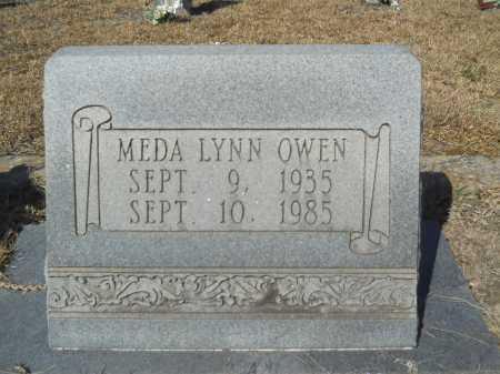 OWEN, MEDA LYNN - Columbia County, Arkansas | MEDA LYNN OWEN - Arkansas Gravestone Photos