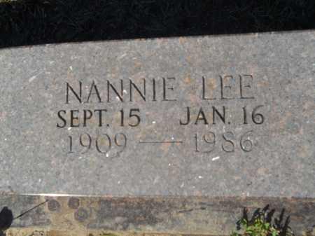 WALLER OWEN, NANNIE LEE - Columbia County, Arkansas | NANNIE LEE WALLER OWEN - Arkansas Gravestone Photos
