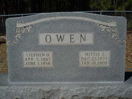 OWEN, STEPHEN O - Columbia County, Arkansas | STEPHEN O OWEN - Arkansas Gravestone Photos