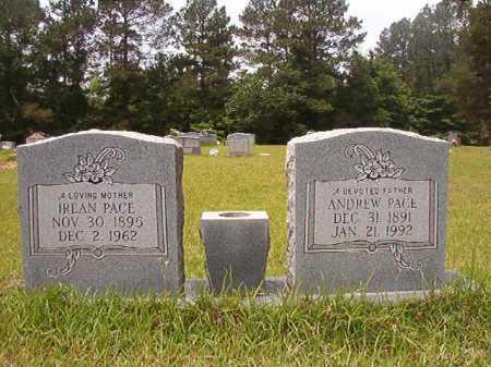 PACE, ANDREW - Columbia County, Arkansas   ANDREW PACE - Arkansas Gravestone Photos