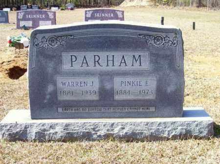 PARHAM, PINKIE EUGENIA - Columbia County, Arkansas | PINKIE EUGENIA PARHAM - Arkansas Gravestone Photos
