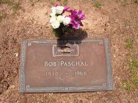 PASCHAL, BOB - Columbia County, Arkansas | BOB PASCHAL - Arkansas Gravestone Photos