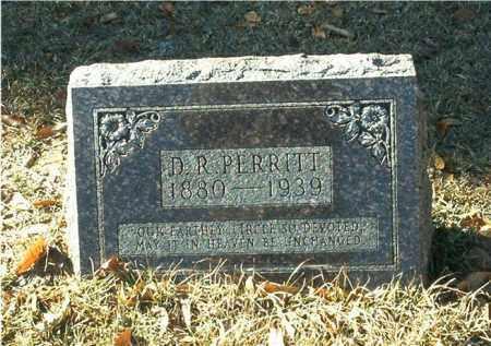 PERRITT, D. R. - Columbia County, Arkansas | D. R. PERRITT - Arkansas Gravestone Photos