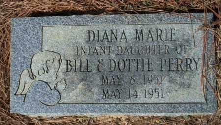 PERRY, DIANA MARIE - Columbia County, Arkansas | DIANA MARIE PERRY - Arkansas Gravestone Photos