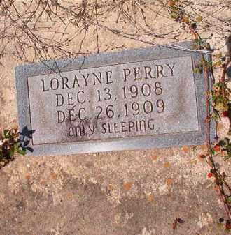 PERRY, LORAYNE - Columbia County, Arkansas | LORAYNE PERRY - Arkansas Gravestone Photos