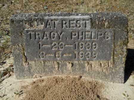 PHELPS, TRACY - Columbia County, Arkansas   TRACY PHELPS - Arkansas Gravestone Photos