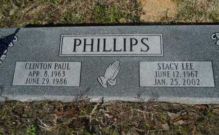 PHILLIPS, CLINTON PAUL - Columbia County, Arkansas   CLINTON PAUL PHILLIPS - Arkansas Gravestone Photos