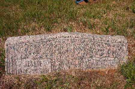 PICKINGS, EARNEST - Columbia County, Arkansas | EARNEST PICKINGS - Arkansas Gravestone Photos
