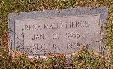 PIERCE, RENA MAUD - Columbia County, Arkansas | RENA MAUD PIERCE - Arkansas Gravestone Photos