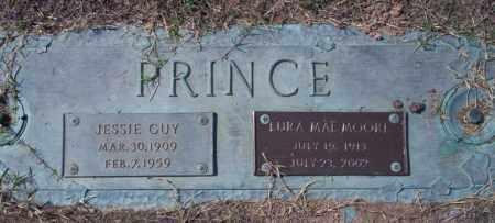 MOORE PRINCE, LURA MAE - Columbia County, Arkansas | LURA MAE MOORE PRINCE - Arkansas Gravestone Photos