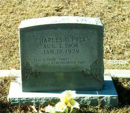 PYLE, CHARLES - Columbia County, Arkansas | CHARLES PYLE - Arkansas Gravestone Photos