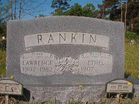 RANKIN, ETHEL - Columbia County, Arkansas   ETHEL RANKIN - Arkansas Gravestone Photos