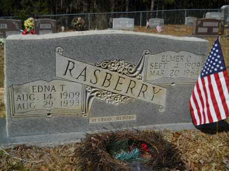 RASBERRY, EDNA T - Columbia County, Arkansas | EDNA T RASBERRY - Arkansas Gravestone Photos