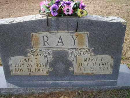 RAY, JEWEL T - Columbia County, Arkansas | JEWEL T RAY - Arkansas Gravestone Photos