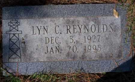 REYNOLDS, LYN C - Columbia County, Arkansas | LYN C REYNOLDS - Arkansas Gravestone Photos