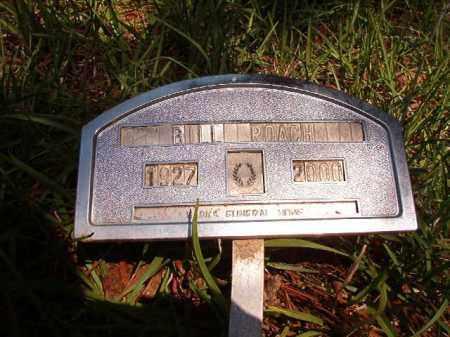 ROACH, BILL - Columbia County, Arkansas | BILL ROACH - Arkansas Gravestone Photos