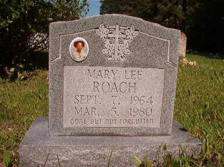 ROACH, MARY LEE - Columbia County, Arkansas | MARY LEE ROACH - Arkansas Gravestone Photos