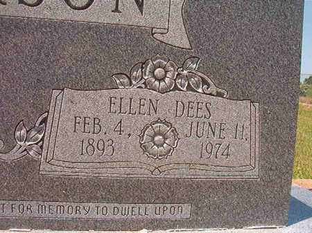 ROBERSON, ELLEN - Columbia County, Arkansas | ELLEN ROBERSON - Arkansas Gravestone Photos