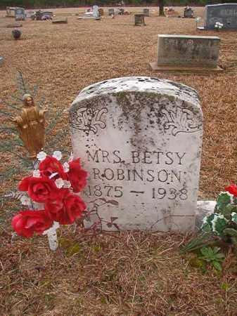 ROBINSON, BETSY - Columbia County, Arkansas | BETSY ROBINSON - Arkansas Gravestone Photos